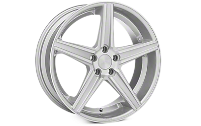 Machined Silver Niche Apex Wheels 2005-2009