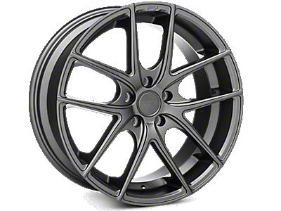 Matte Anthracite Niche Targa Wheels<br />('10-'14 Mustang)