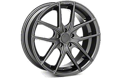 Matte Anthracite Niche Targa Wheels 2005-2009