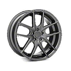 Matte Anthracite Niche Targa Wheels 2015-2020