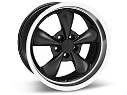 Matte Black Bullitt Wheels<br />('99-'04 Mustang)