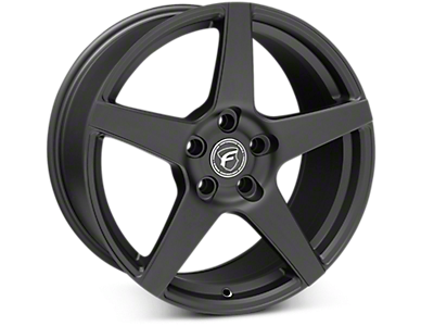 Piano Black Forgestar CF5 Wheels 1999-2004