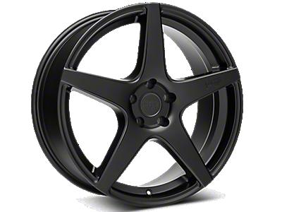 Matte Black Niche GT5 Wheels 2005-2009