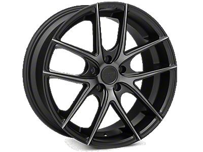 Matte Black Niche Targa Wheels<br />('10-'14 Mustang)
