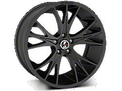 Matte Black Shelby CS1 Wheels<br />('15-'21 Mustang)