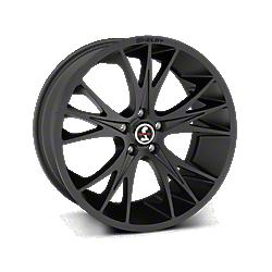 Matte Black Shelby CS1 Wheels 2015-2020