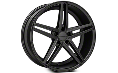 Matte Graphite Vossen CV5 Wheels 2005-2009