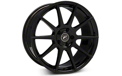 Piano Black Forgestar CF10 Wheels 2005-2009