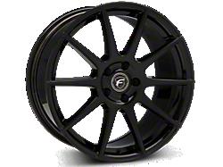 Piano Black Forgestar CF10 Wheels<br />('05-'09 Mustang)