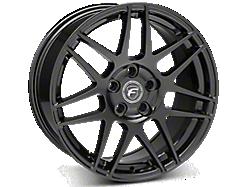 Piano Black Forgestar F14 Wheels<br />('15-'21 Mustang)