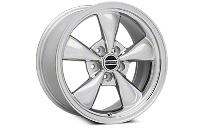 Polished Bullitt Wheels 2005-2009