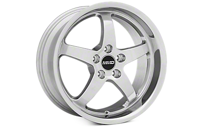 Polished MMD Kage Wheels 2005-2009