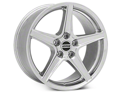 Polished Saleen Style Wheels 1994-1998