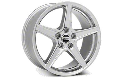Polished Saleen Style Wheels 2010-2014