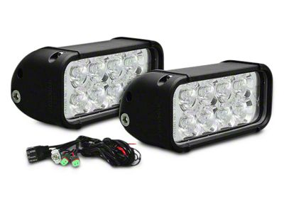 Iron Cross Light Kit for RS Series Bumper