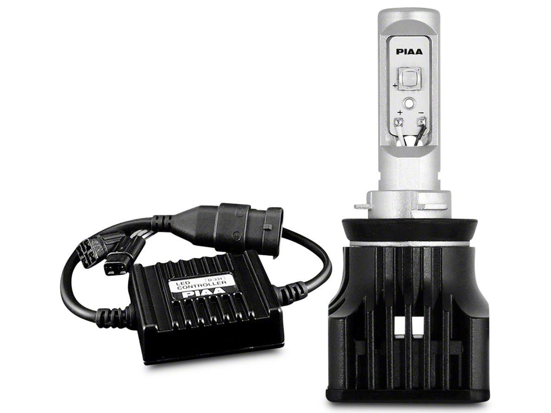 PIAA High Output White LED Light Bulb - 9005/9006 (13-18 RAM 1500)