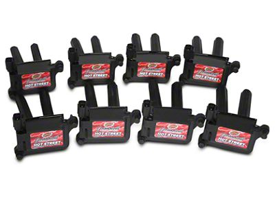 GMS Hot Street Performance Coil Packs (06-18 5.7L RAM 1500)