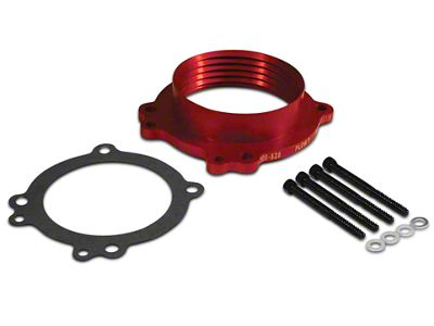 Airaid PowerAid Throttle Body Spacer (08-12 4.7L RAM 1500)