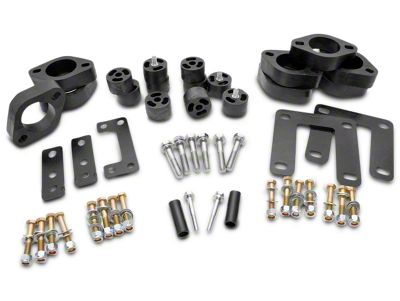Rough Country 1.25 in. Body Lift Kit (09-12 2WD/4WD RAM 1500)