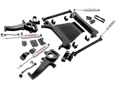 Rough Country 4 in. Suspension Lift Kit (02-05 4WD RAM 1500)