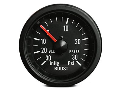 Prosport 30 PSI Boost/Vac Gauge - Mechanical (02-19 RAM 1500)