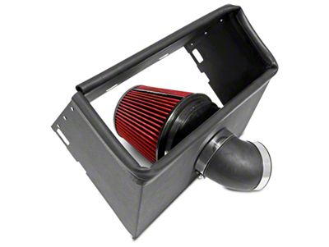 Performance Cold Air Intake - Black (14-18 3.0L EcoDiesel RAM 1500)