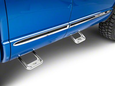 Carr Hoop II Steps - Polished (02-08 RAM 1500)