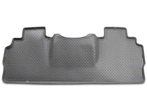 Husky Classic 2nd Seat Floor Liner - Gray (06-08 RAM 1500 Mega Cab)