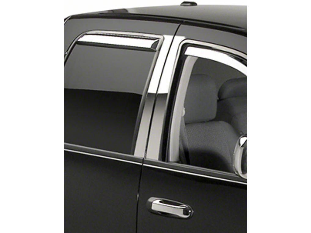 Putco Stainless Steel Pillar Posts (02-08 RAM 1500 Quad Cab)