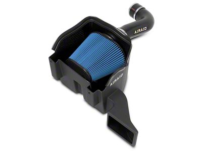 Airaid MXP Series Cold Air Intake w/ SynthaMax Dry Filter (02-12 4.7L RAM 1500)