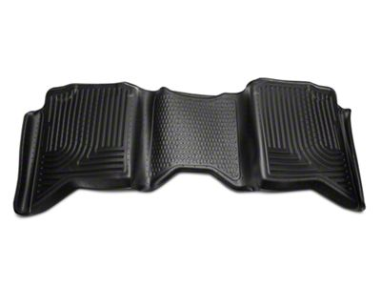 Husky WeatherBeater 2nd Seat Floor Liner - Black (09-18 RAM 1500 Quad Cab, Crew Cab)