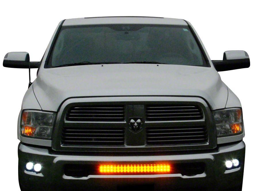 Vision X XIL-OP110 Fog Light Mounting Brackets (09-14 RAM 1500)
