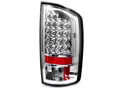 Alteon Crystal Clear LED Tail Lights (07-08 RAM 1500)