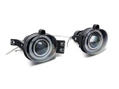 Axial Clear Halo Projector Fog Lights (02-06 RAM 1500)