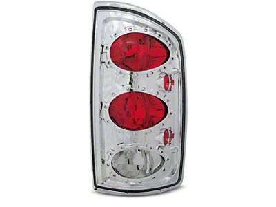 Alteon Crystal Clear Crystal Eyes Tail Lights (02-06 RAM 1500, Excluding Mega Cab)