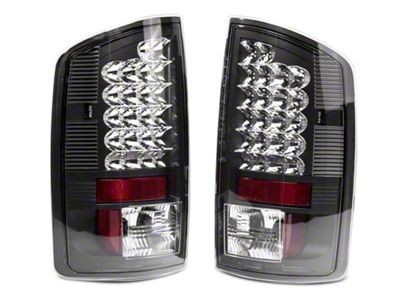 Axial Black LED Tail Lights (02-06 RAM 1500)