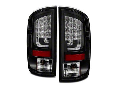 Axial Gen 2 Black LED Tail Lights (02-06 RAM 1500)