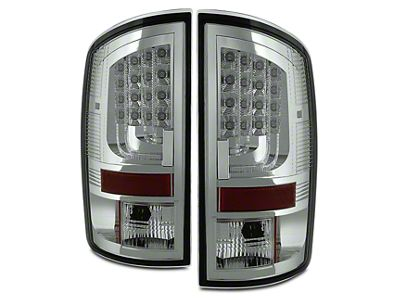 Axial Gen 2 Smoked Chrome LED Tail Lights (02-06 RAM 1500)
