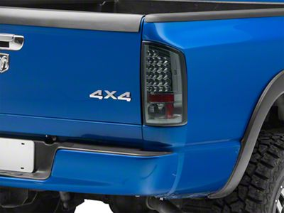 Axial Smoked Chrome LED Tail Lights (07-08 RAM 1500)