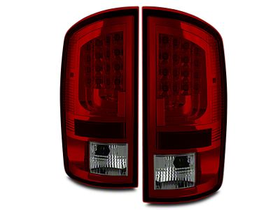 Axial Gen 2 Red Smoked LED Tail Lights (07-08 RAM 1500)