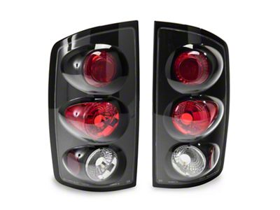 Axial Black Euro Style Alteeza Tail Lights (02-06 RAM 1500)