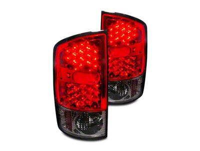 Axial Red LED Tail Lights (02-06 RAM 1500)