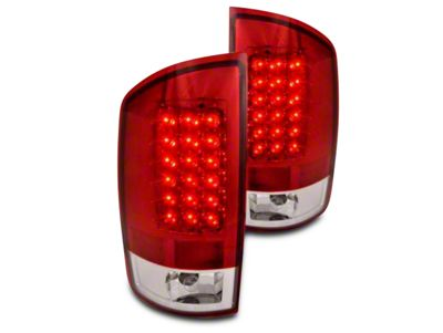 Axial Red LED Altezza Tail Lights (02-06 RAM 1500)