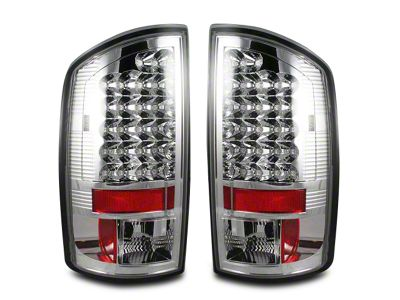Recon LED Tail Lights - Clear Lens (02-06 RAM 1500)