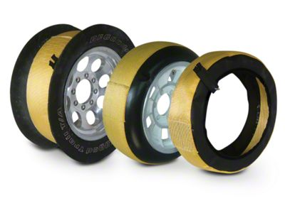 Coyote Internal Boltless Beadlock for 17x7-10 in. Wheels (02-19 RAM 1500)