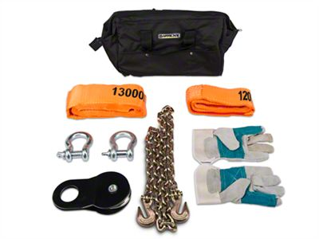 Barricade Recovery Kit