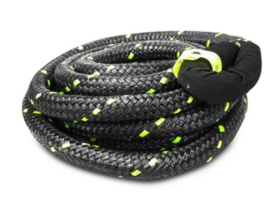 Monster Hook 1.25 in. x 30 ft. Monster Rope - 59,000 lbs.