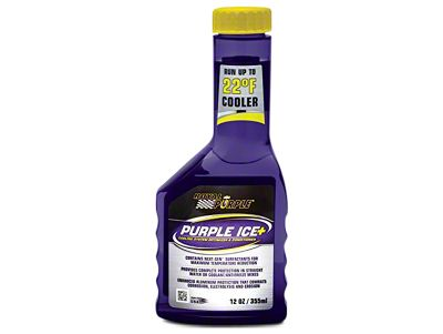 Royal Purple Purple Ice' Super Coolant