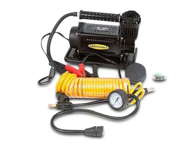 Smittybilt High Performance Air Compressor - 2.54 CFM/ 72 LPM