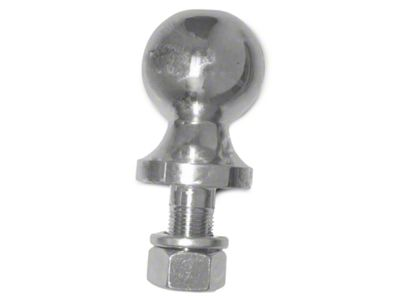 Rugged Ridge 2 in. Trailer Hitch Ball (02-19 RAM 1500)
